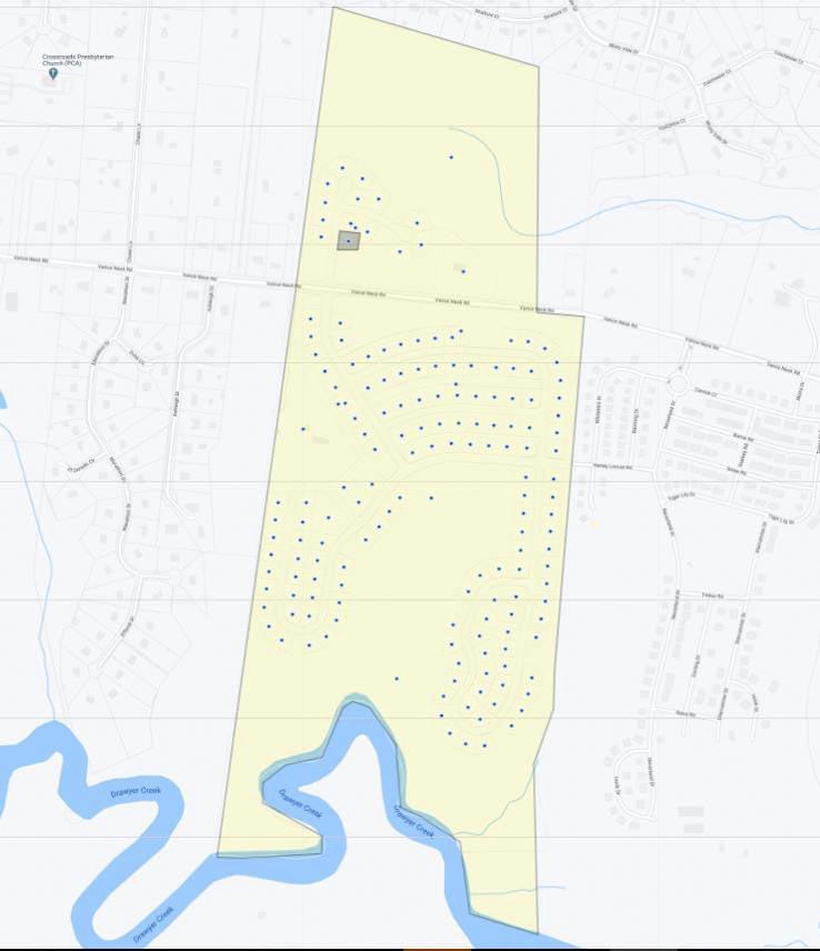 Four Seasons at Baymont Farms Map