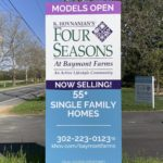 Four Seasons at Baymont Farms Entry Sign