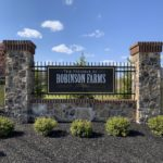 The Preserve at Robinson Farms Entry Sign